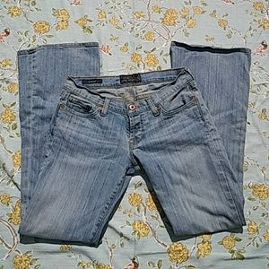 Lil Maggie Lucky Brand Jeans flared SZ 6/28